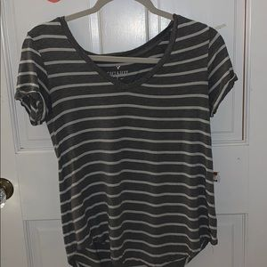 aeo striped t-shirt